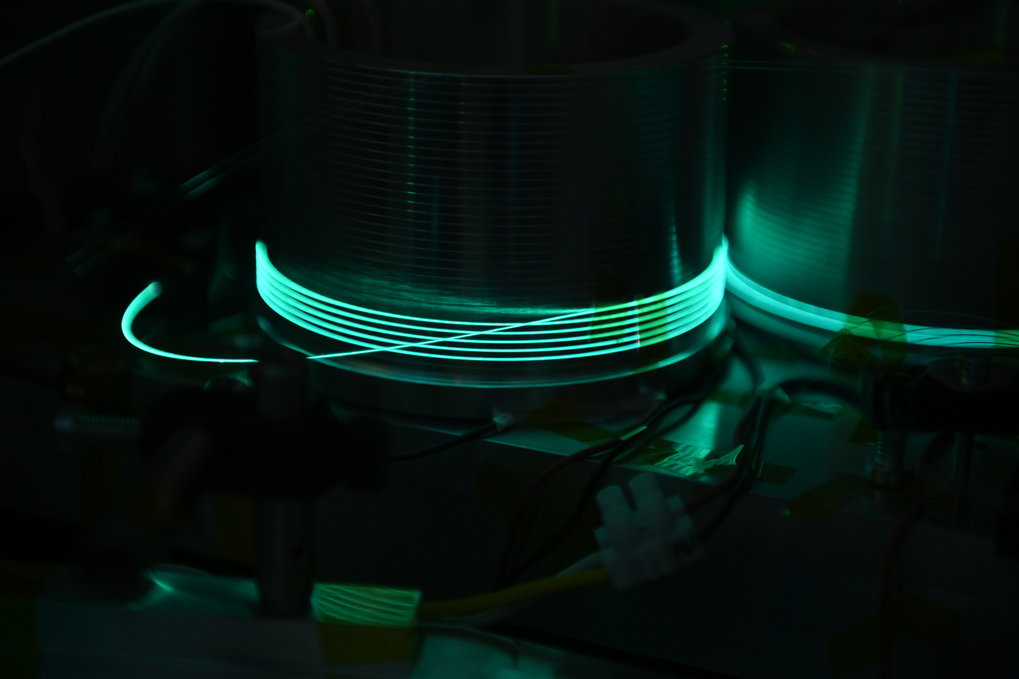 Hannover research team develops most powerful laser system yet for gravitational-wave detectors